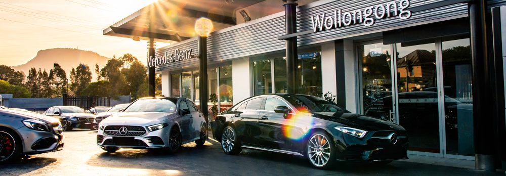 Mercedes-Benz Wollongong - Mercedes-Benz Dealer South of Sydney